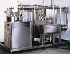 complete cream preparation & aeration system
